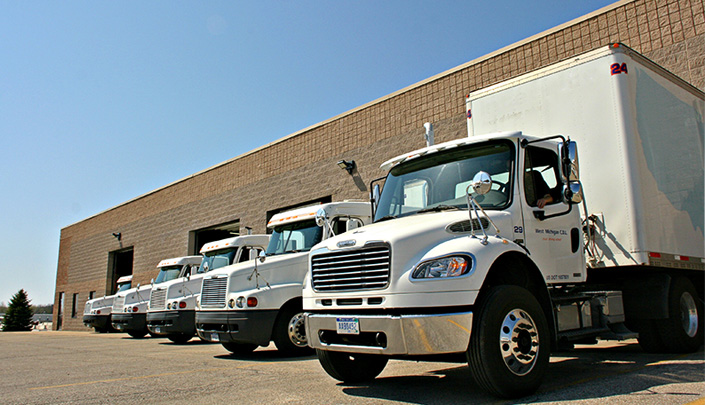 Benton Harbor Truck Driving School
